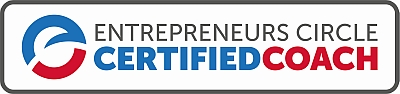 Entrepreneurs Circle Certified Coach badge